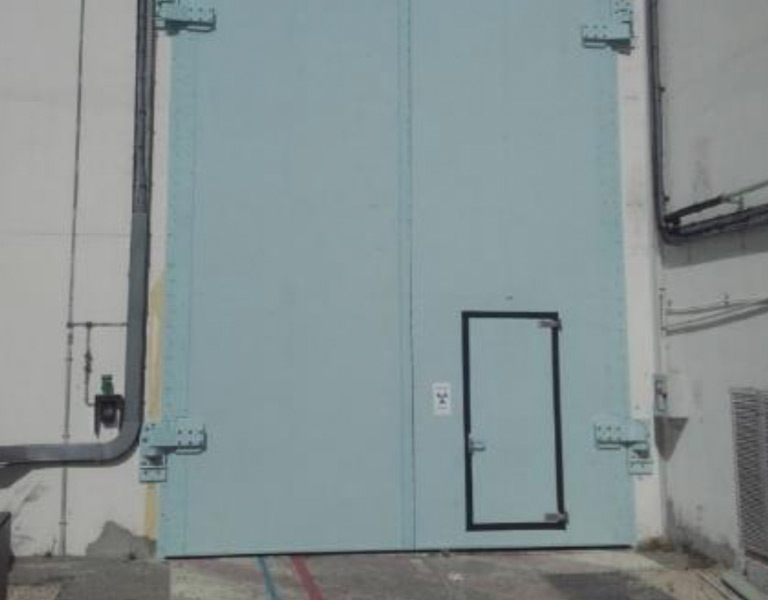 ISAI DOOR (monitoring installation for irradiated systems)