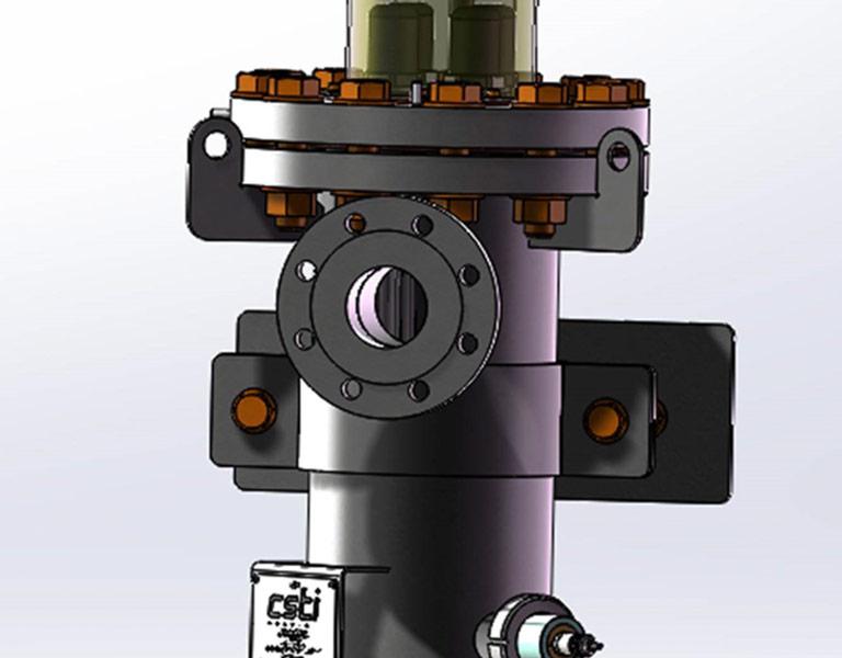 Systèmes biocides à rayonnement UV des circuits EPK et REK pour le RJH